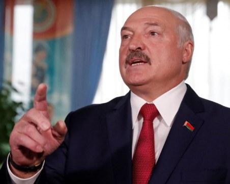 Лукашенко: Затваряме границите с Полша и Литва