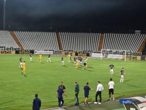 Митко Илиев: Със смесени чувства съм след мача