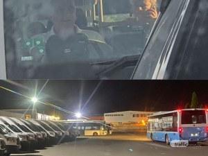 Убитата кондукторка работела в автобуса, който минал през нея