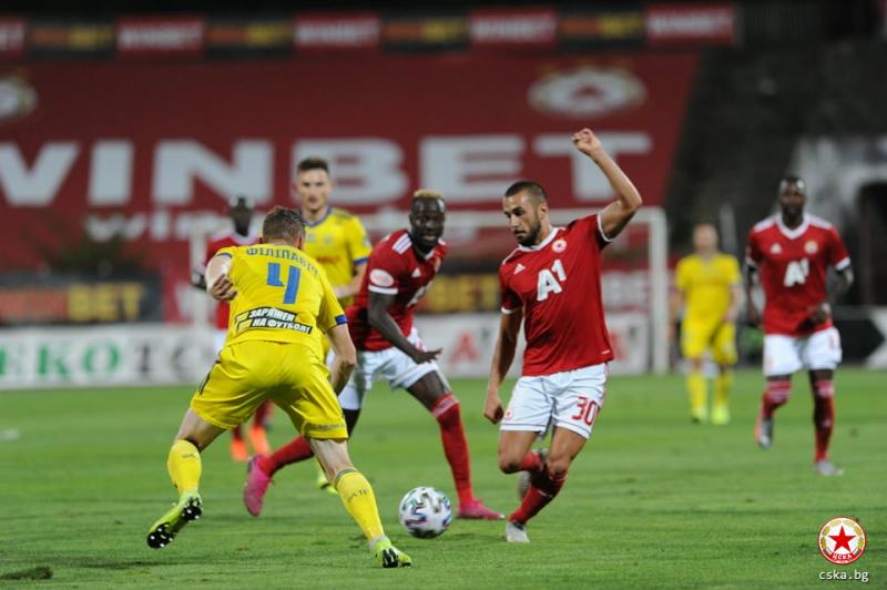 ЦСКА спря българския кошмар БАТЕ Борисов и е в следващия кръг на Лига Европа