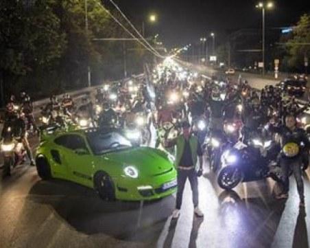 Мотористи излизат на нощна обиколка в София, след седмица - и в Пловдив
