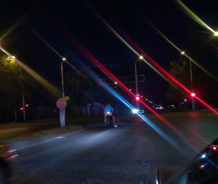 Мотористи карат без номера, финтират полицията
