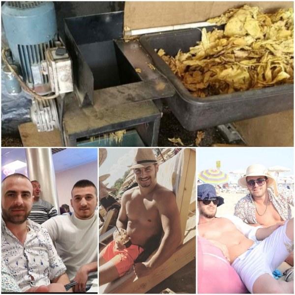 Спецпрокуратурата обвини трима контрабандисти на тютюн за участие в ОПГ