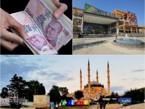 Турската лира удари дъното! Стотици българи нападат Одрин уикенда