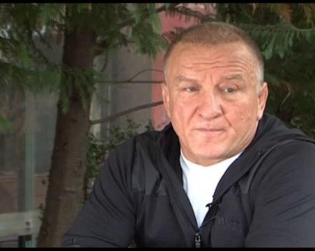 Симеон Щерев след голямата загуба: Болката остава, надявам се, че е на по-добро място