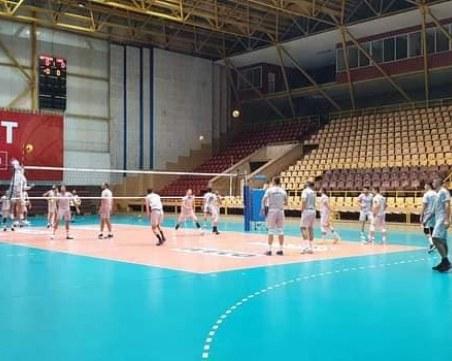 ПСК Локомотив с равенство и загуба от шампиона Нефтохимик