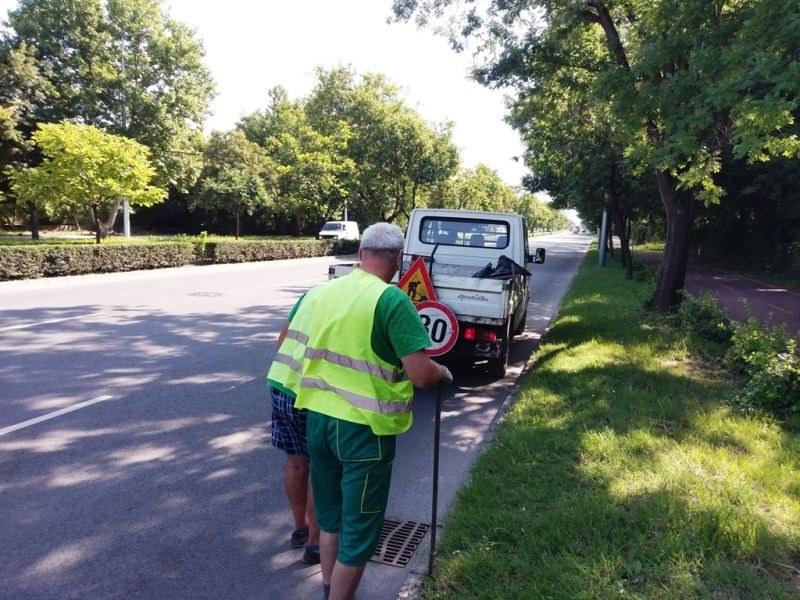 Обявиха новия график за почистването на дъждоприемните шахти в Пловдив