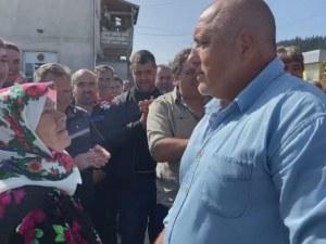 Борисов: Опонентите ни лъжат, че новите пътища във Велинград са за мина за волфрам