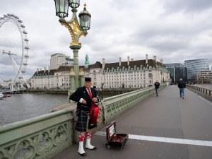 Лондон е изправен пред ново затваряне – връщат работата от вкъщи в столицата