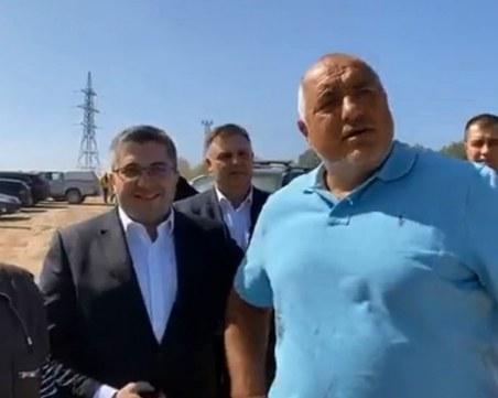 Борисов: Не сме се отчаяли, напротив