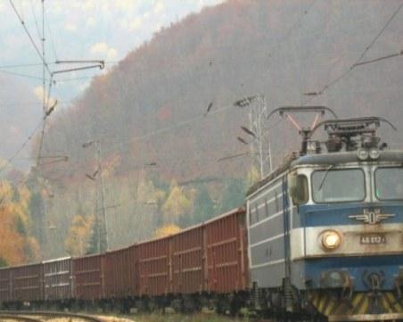 Увеличение от 17% по време на кризата бележи товарният жп транспорт в България