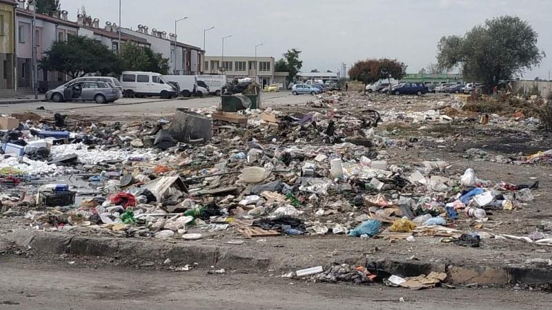Акция в Шекер махала! Събраха над 85 тона боклуци
