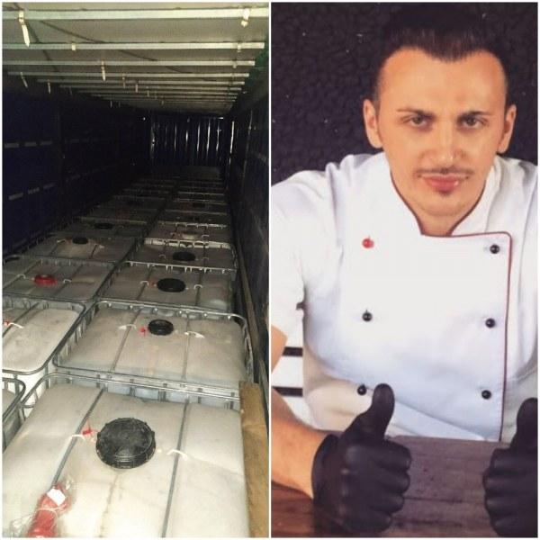 Фирма на шеф Реджеп Бадев изплува в контрабандната схема