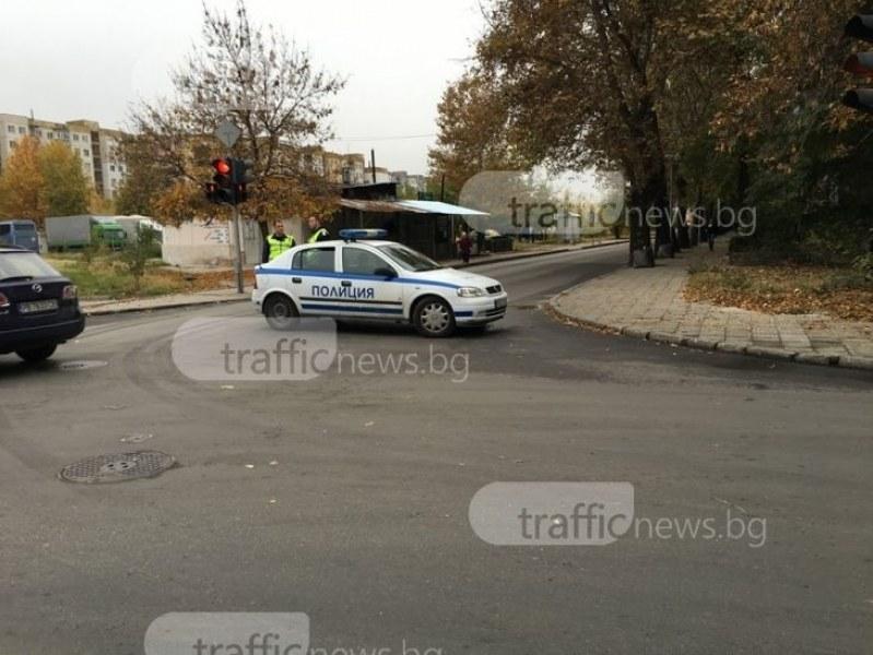 ВиК ремонт блокира движението в Кючука