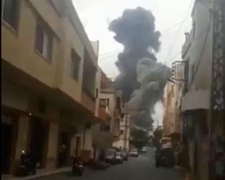 Взрив избухна в Ливан, има ранени