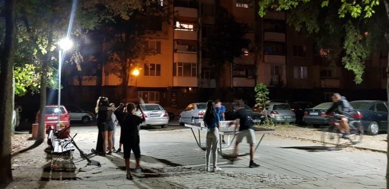 """Пловдивски парк се превърна в денонощна спортна арена в район """"Източен"""""""