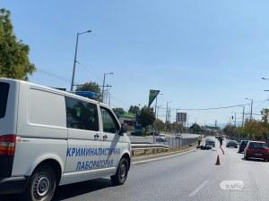 77-годишнен шофьор е причинил катастрофата с моториста в Пловдив, той е с леки наранявани
