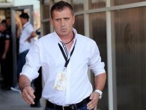 Акрапович: Малко по-далеч сме от ЦСКА и Лудогорец