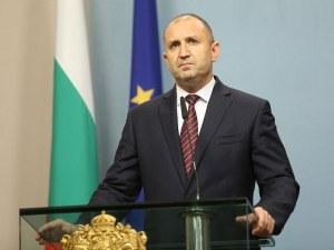 Румен Радев: Прокламацията на Независимостта е един от най-ярките триумфи на българската държавност
