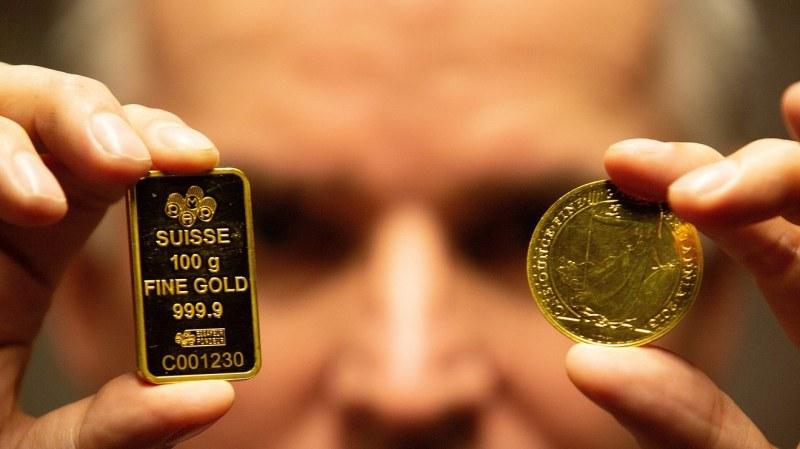 Загадка: Коя монета е фалшива?