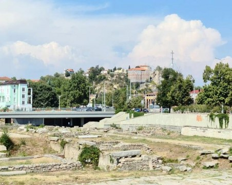 Близо 70 000 лв. за проекта за социализация на Античния форум в Пловдив