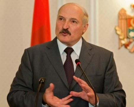 Лукашенко положи клетва за шести пореден мандат
