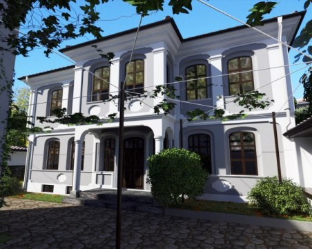 Отварят за два дни къщата на Иван Грозев в Карлово