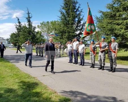 Румен Радев и Херо Мустафа идват в Граф Игнатиево за военно учение