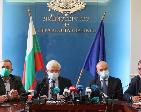 Удължават извънредната епидемична обстановка до 30 ноември
