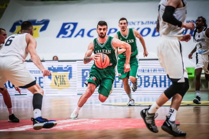 Балкан приключи участието си в Шампионска лига