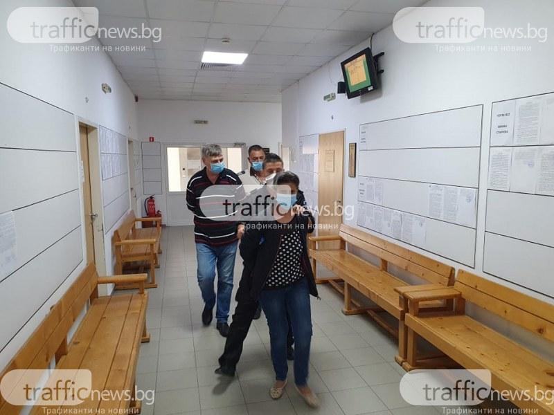 Пловдивчаните, източили 3 млн. лв. от НОИ, се изправиха пред съда, залата отесня за всички потърпевши