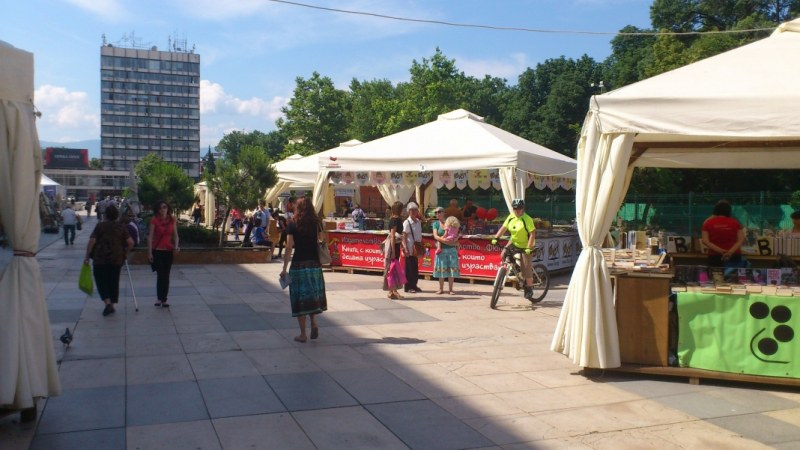 """По-дълга """"Алея на книгата"""" в Пловдив с рекорден брой изложители и Културна програма"""