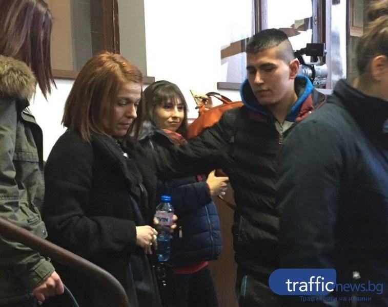 Прокуратурата иска постоянен арест за сина на Катя Лерца