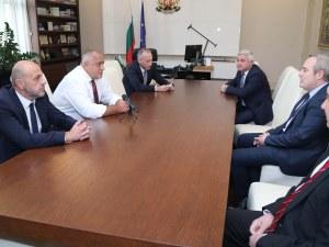 Борисов: Осигуряваме 50 млн. лева за увеличение заплатите на университетските преподаватели