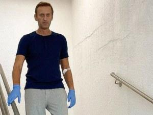 Изписаха Навални от болницата