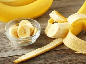 Кожата ви ще хареса тази лесна бананова маска