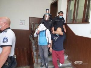 Четиримата похитители от Пловдив натикали брадвичка в гърлото на жертвата си