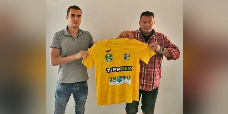 Унгарски елитен тим представи Антонио Вутов