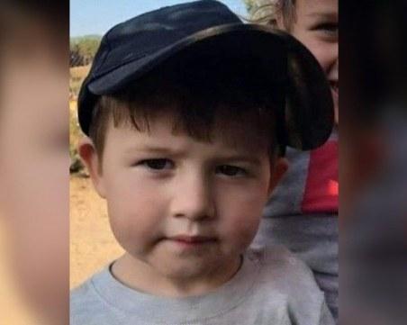 МВР пусна за издирване 2-годишния Мехмед