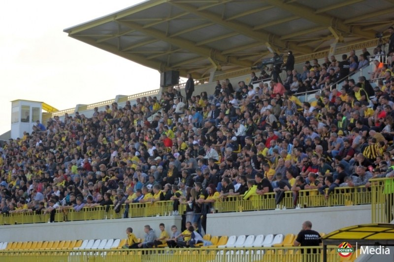 Билетите за Ботев - Левски вече са в продажба