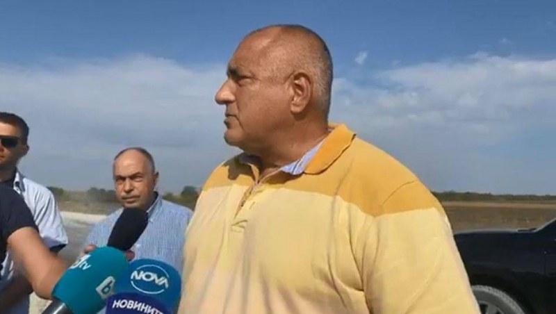 Борисов: Експертен кабинет ме устройва най-много, защото ще мога да си работя по партията