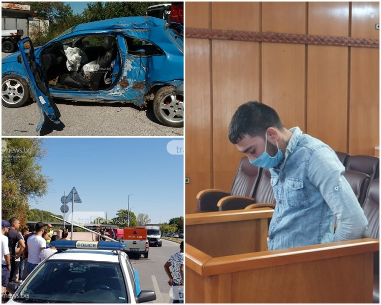 Молби и жалби бавят окончателната присъда на Огнян, който пиян и надрусан уби двама души в Пловдив