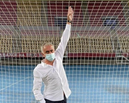 Моуриньо: Шкендия се опита да ни измами с по-ниски врати