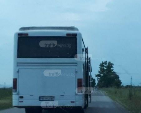 Връщат разписанието на автобусните линии между Пловдив и селата Марково и Първенец