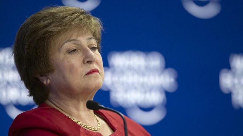 Кристалина Георгиев: МВФ оценява високо  България,  помощите за икономиката трябва да продължат