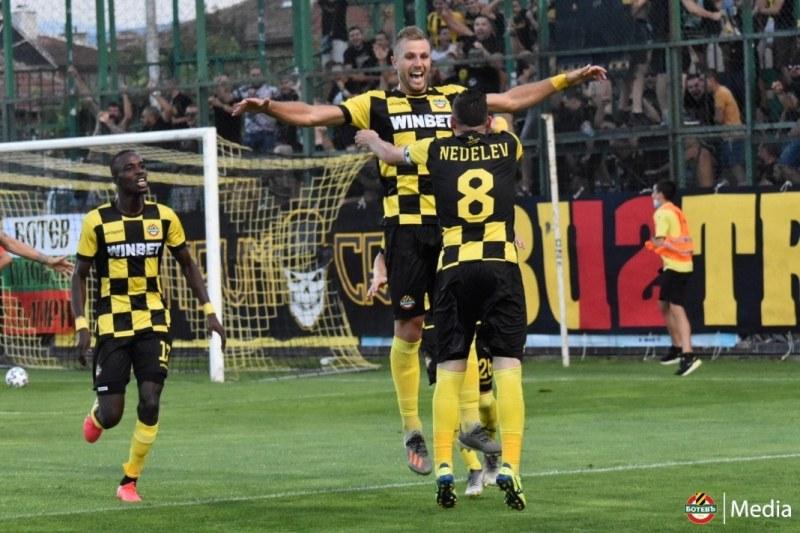Кристиан Добрев се завръща, вижте групата на Ботев за мача с Левски