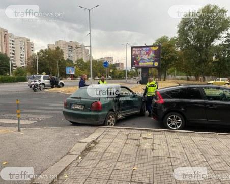 Две коли се нанизаха на кръгово в Тракия