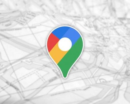 Google Maps ще показва колко са болните от COVID-19 в определен район