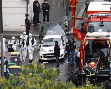 """Извършителят на атаката в Париж объркал офиса на """"Шарли Ебдо"""""""