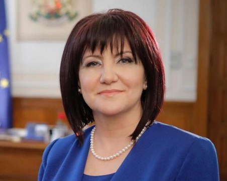 Караянчева: Цветанов бе сред най-големите критици на президента, а сега е негов поддръжник